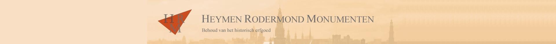 Heymen Rodermond Monumenten
