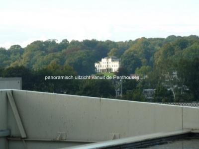 Uitzicht Penthouse Gele Rijdersplein